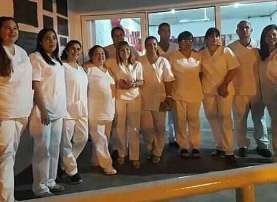 enfermeras hospital