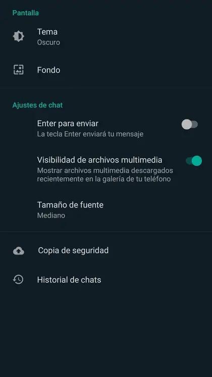 opciones whatsapp 1