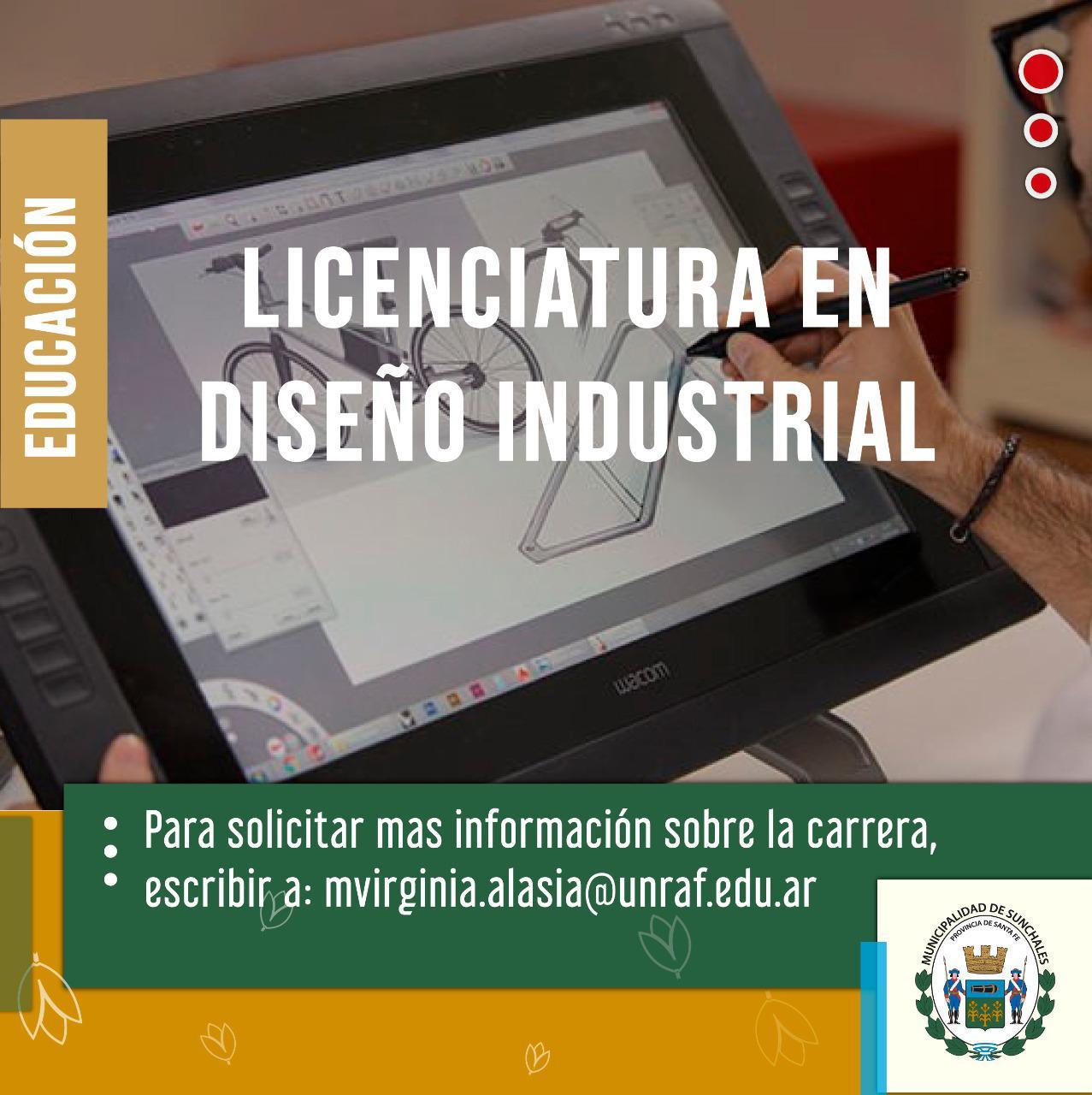licenciatura diseño industrial