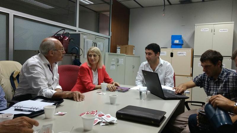 Copes se reuni con productores en el ministerio del interior for El ministerio del interior
