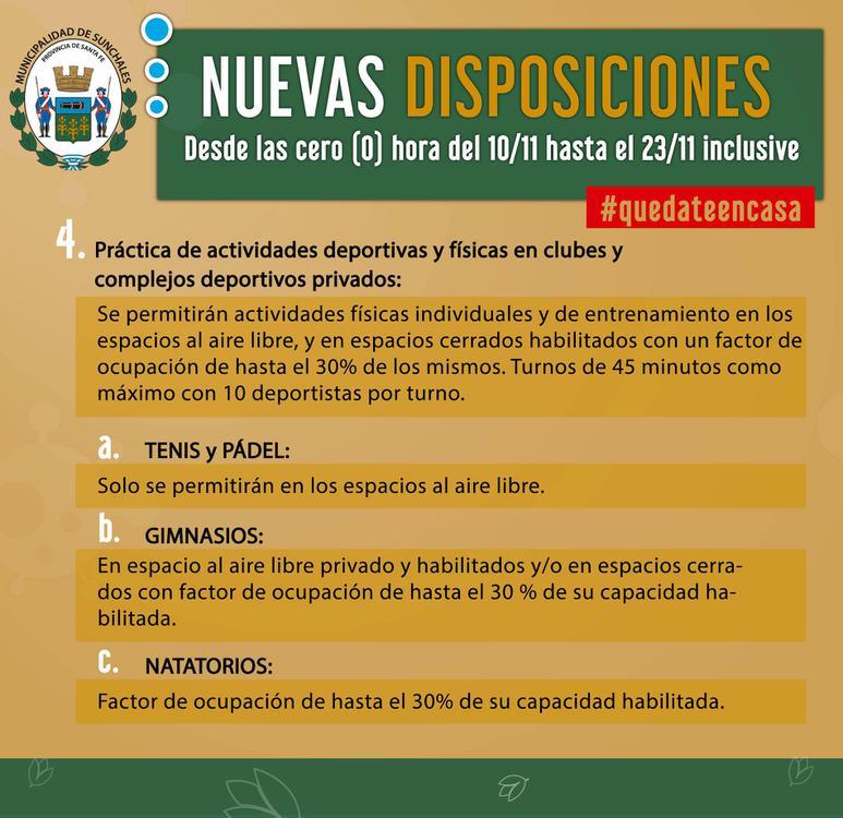 Nuevas disposiciones - 12-11-20 bis