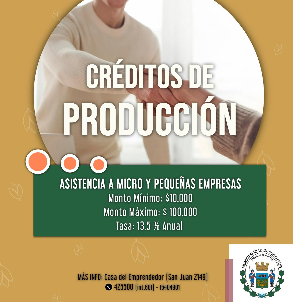 creditos de produccion