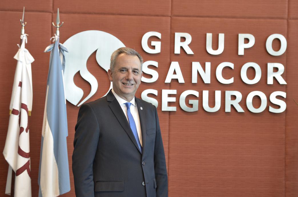Eduardo Reixach, nuevo presidente de Sancor Seguros