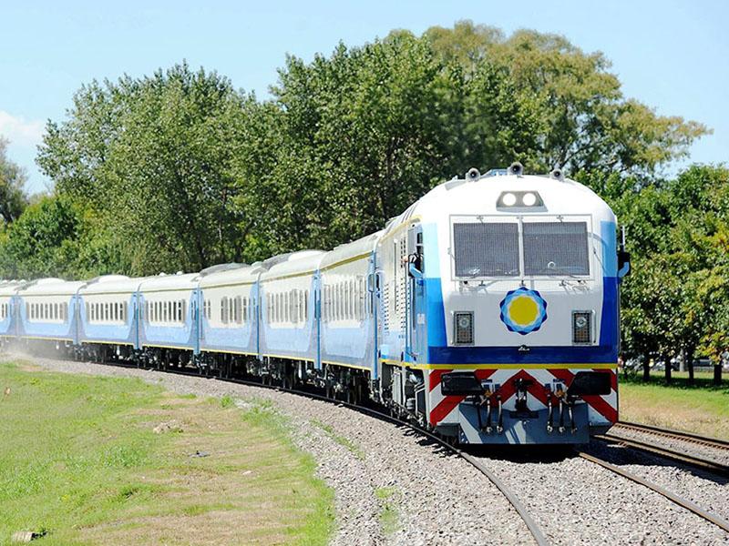 Resultado de imagen para Y llegó el Tren a Sunchales