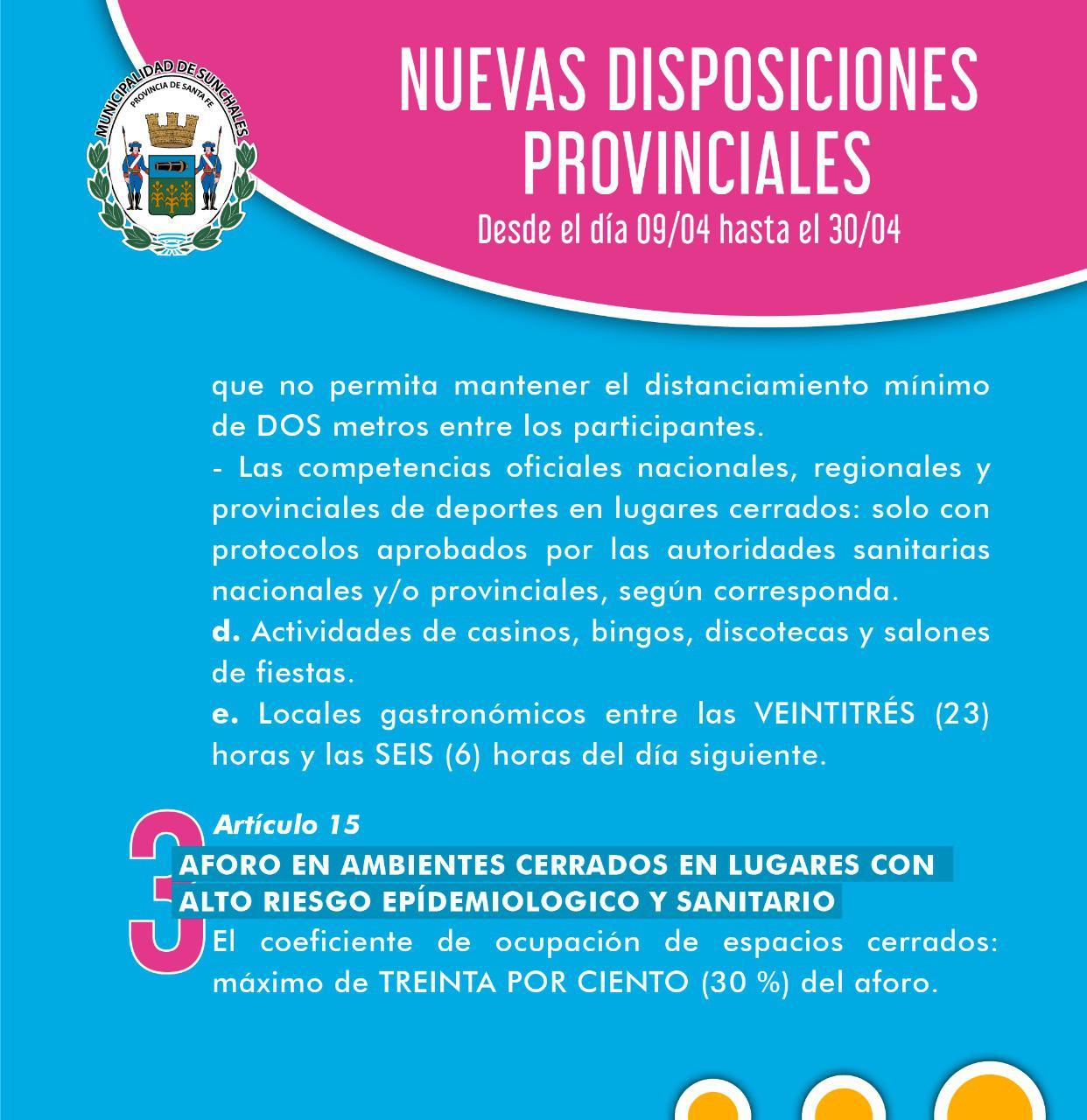 Nuevas disposiciones 4-21 2