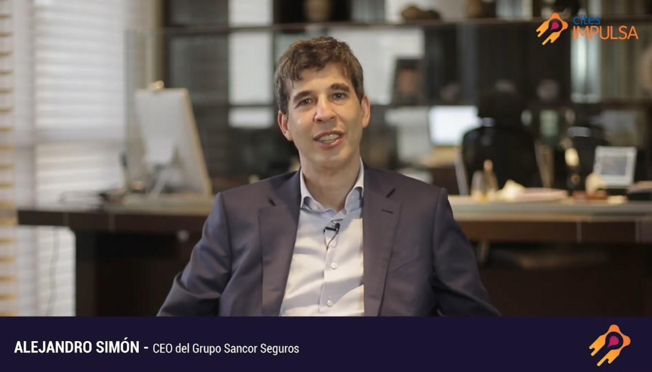 Alejandro Simón - CEO Grupo Sancor Seguros