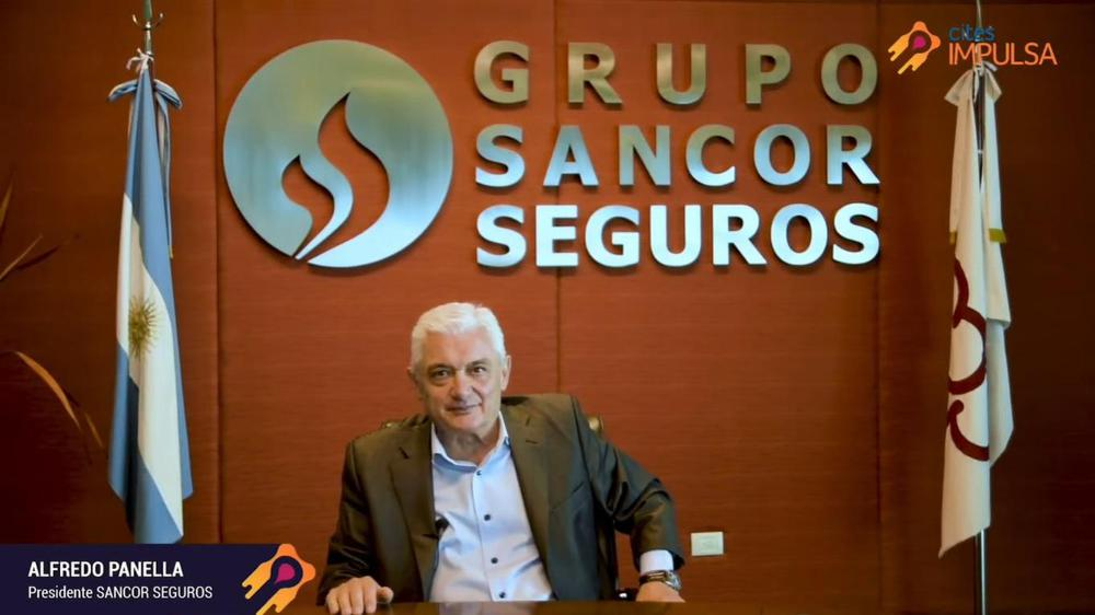 Alfredo Panella - Presidente SANCOR SEGUROS