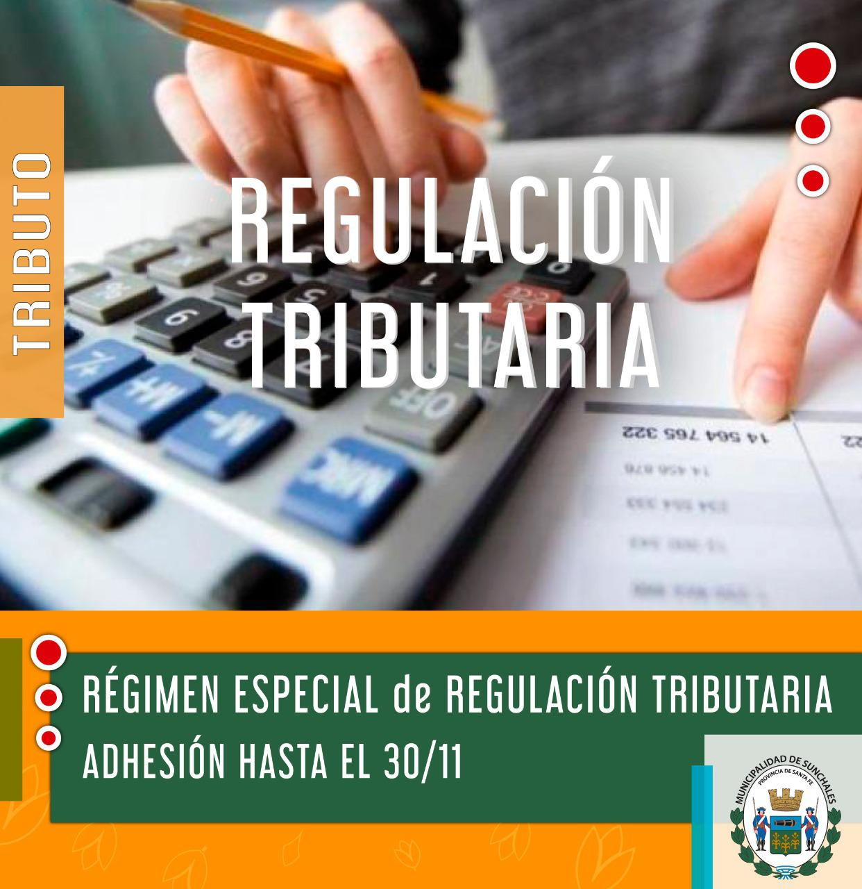 Regulación tributaria