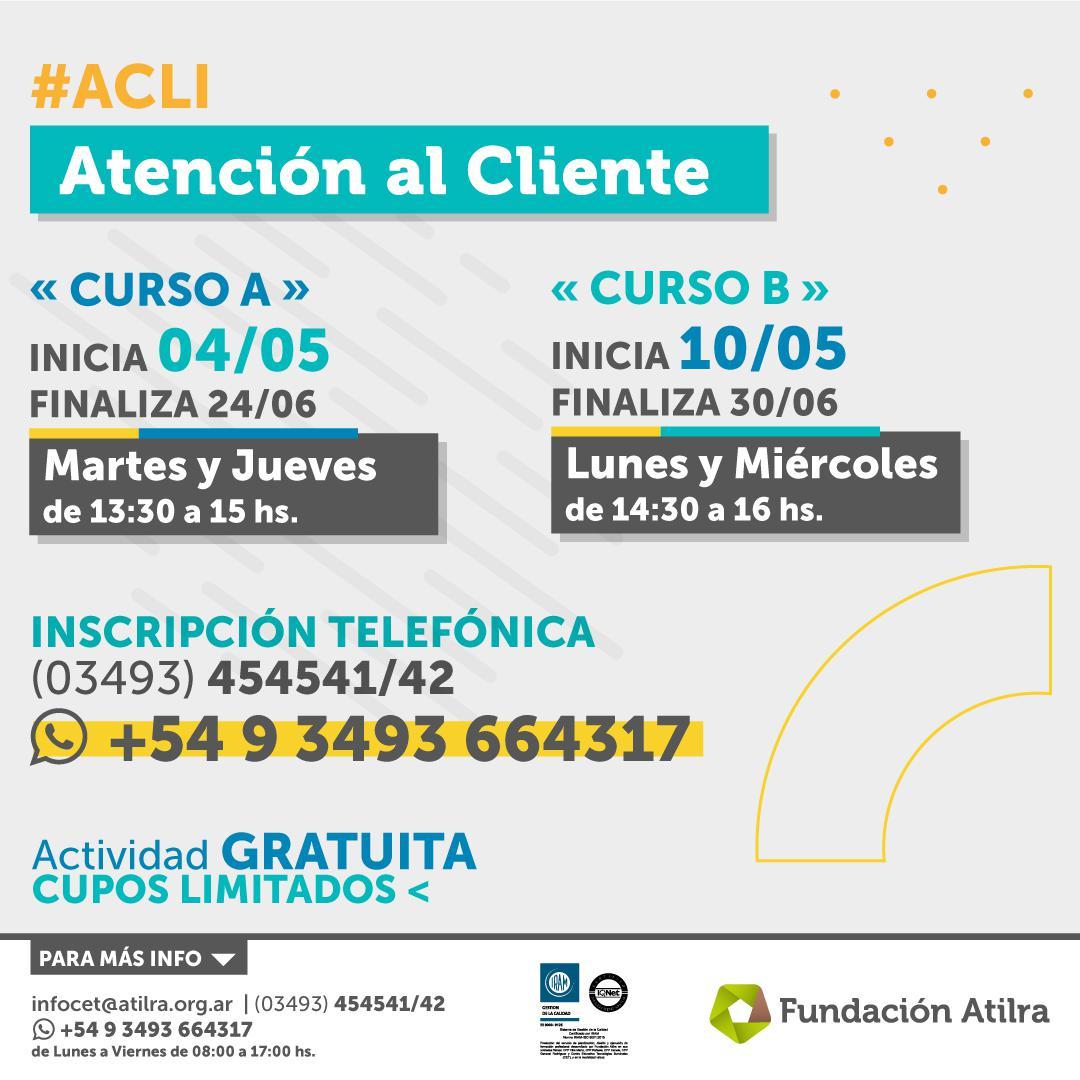 Atencion al cliente 2