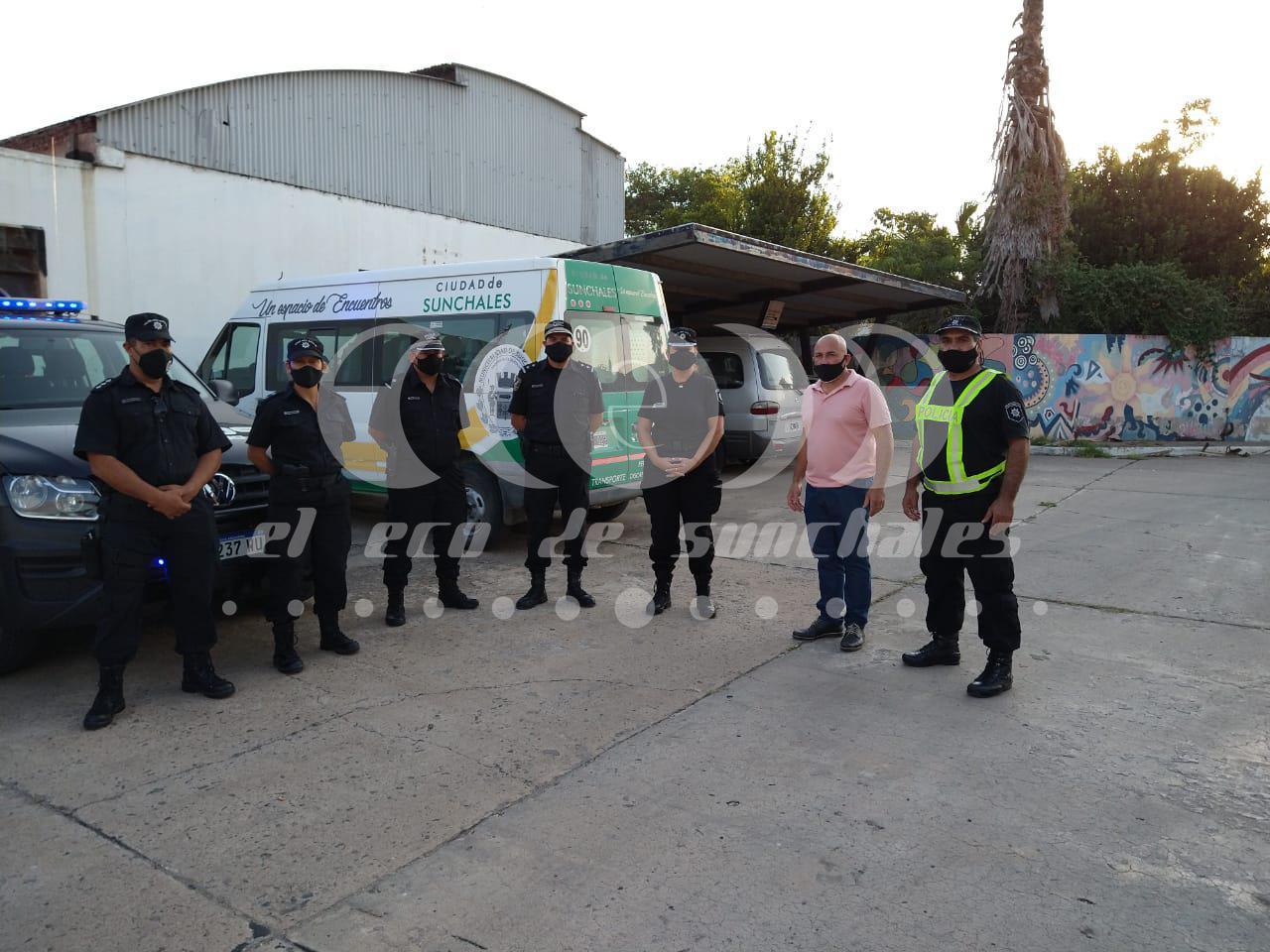 Labora preventiva policía 2