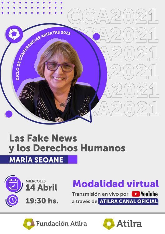 CCA2021- Las Fakes News y los Derechos Humanos