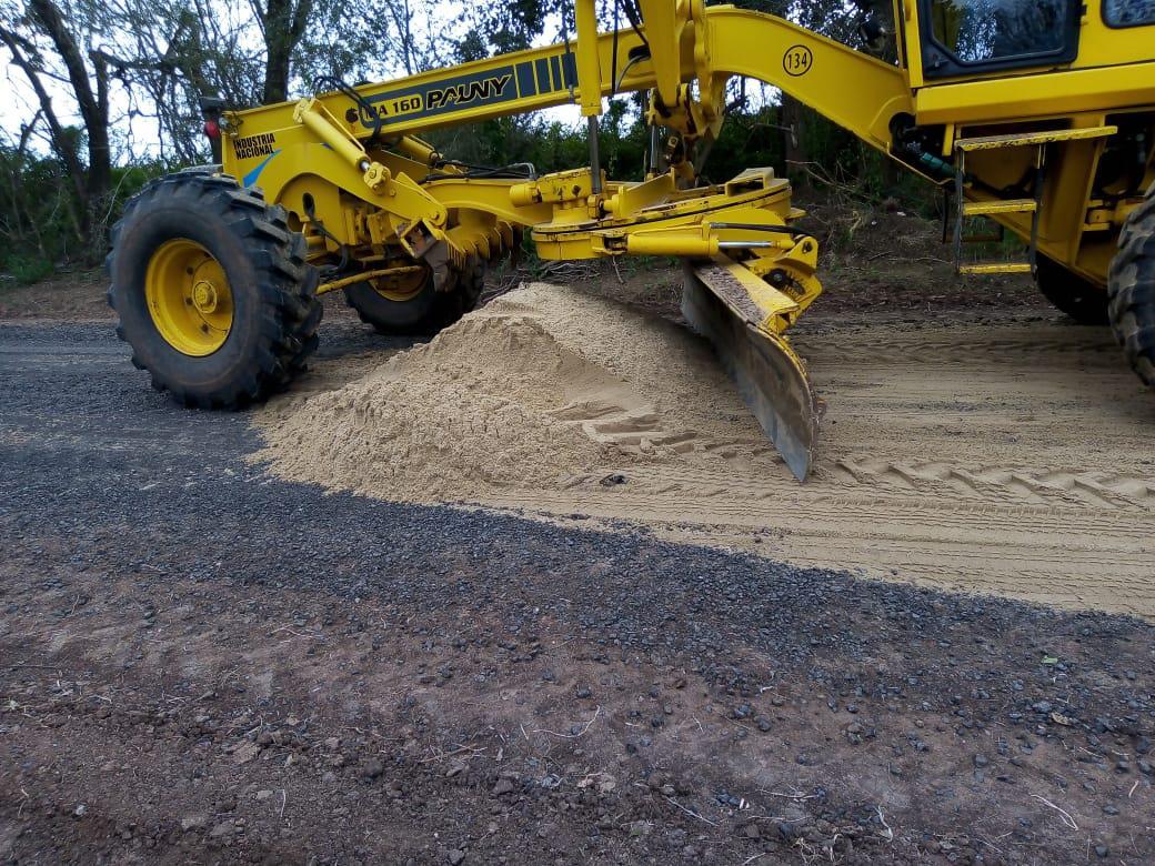 Mejora camino rural Don Elder 2
