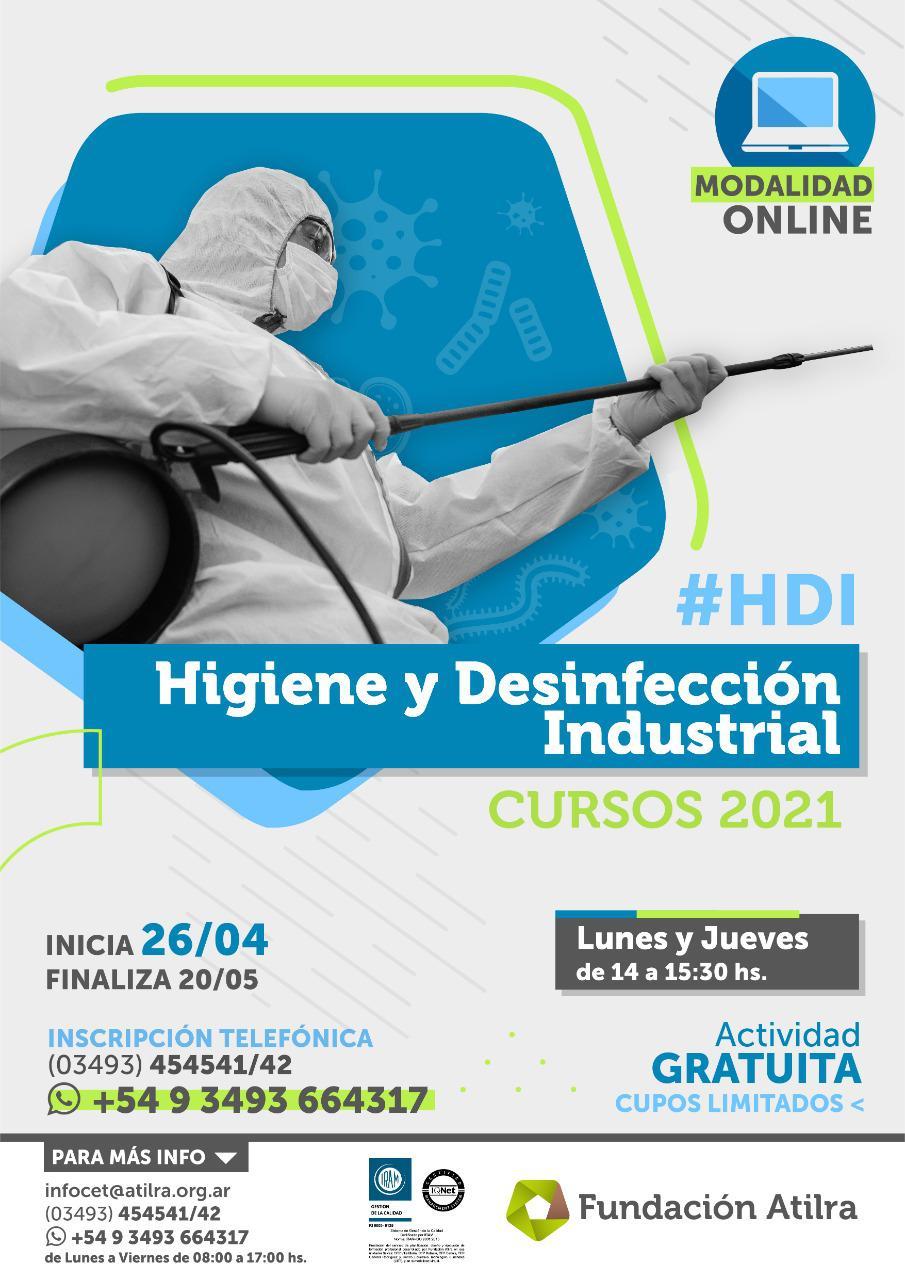 Higiene y desinfección industrial 3
