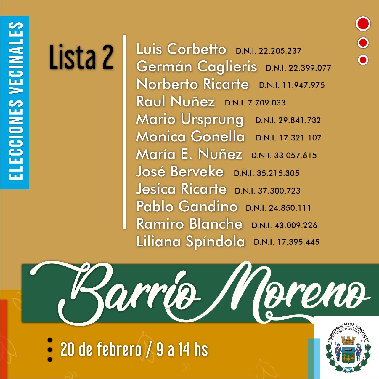 Lista 2 Moreno