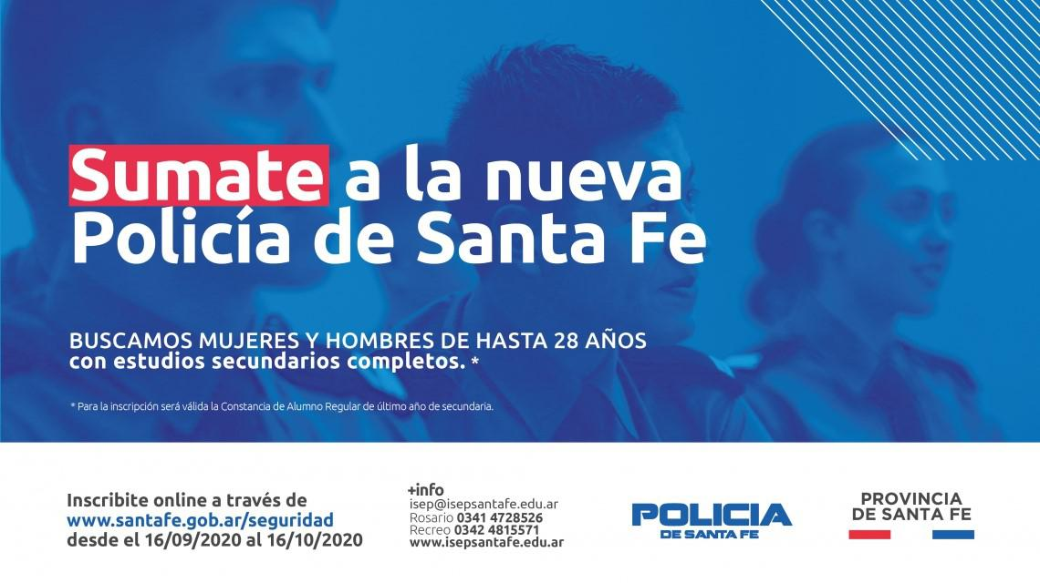 inscripcion policias