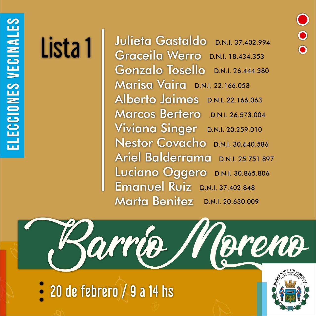 Lista 1 Moreno