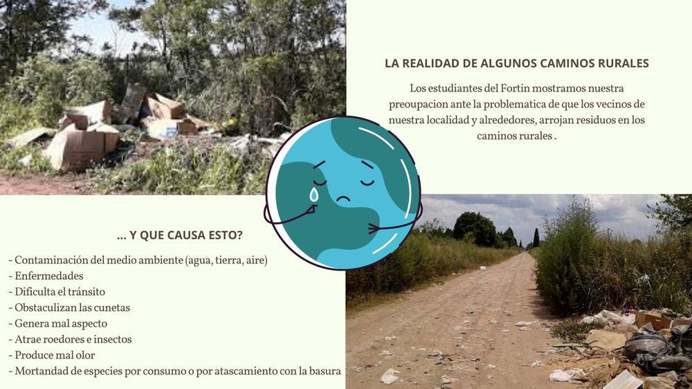 Campaña caminos rurales 1