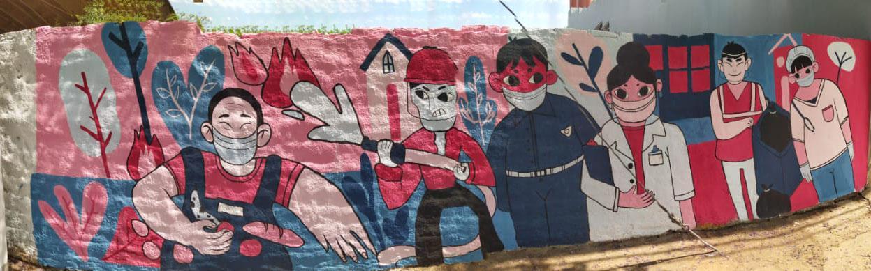 mural patria joven 1