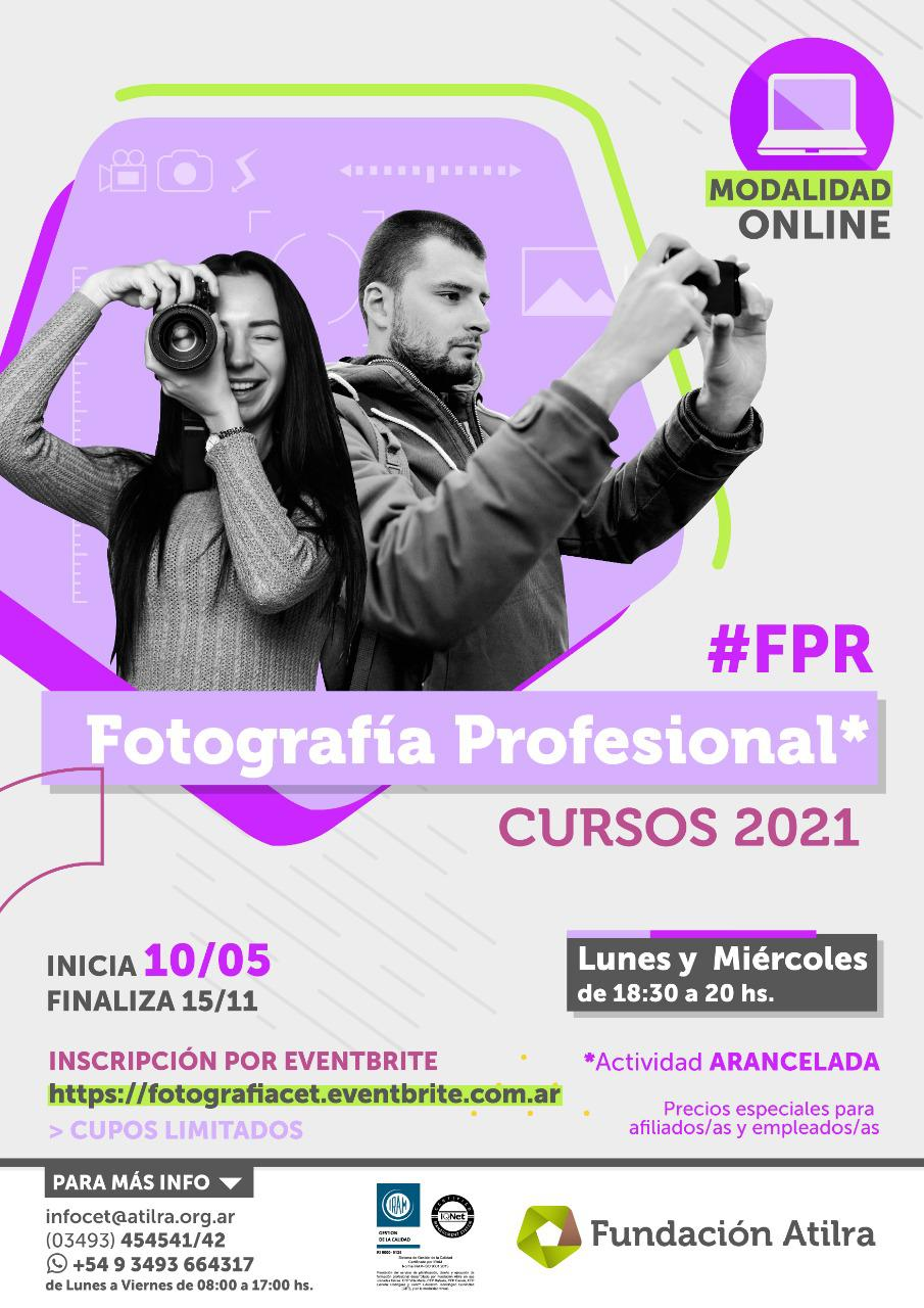 Curso fotografia profesional 1