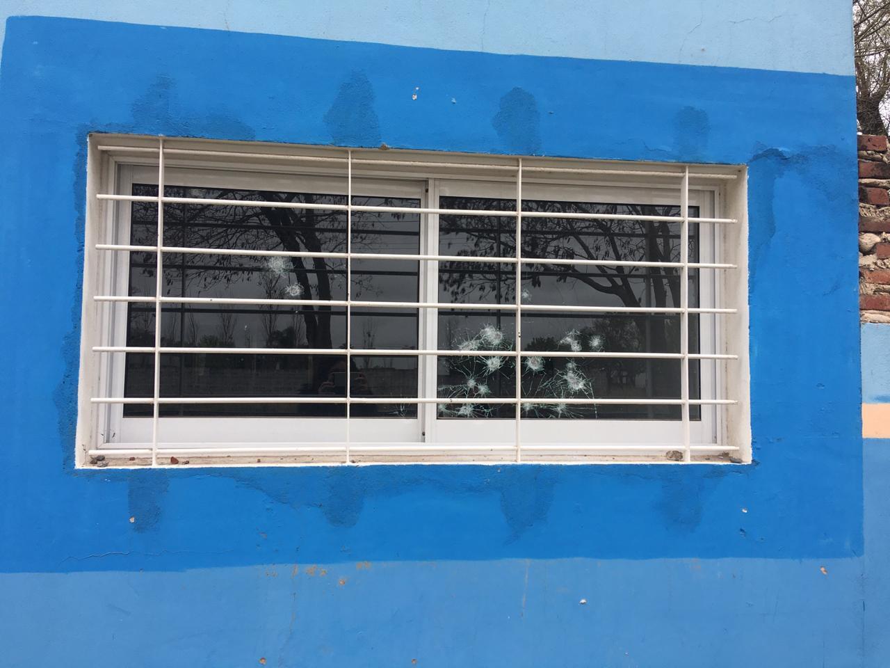 Jardin nucleado - vidrios rotos 2