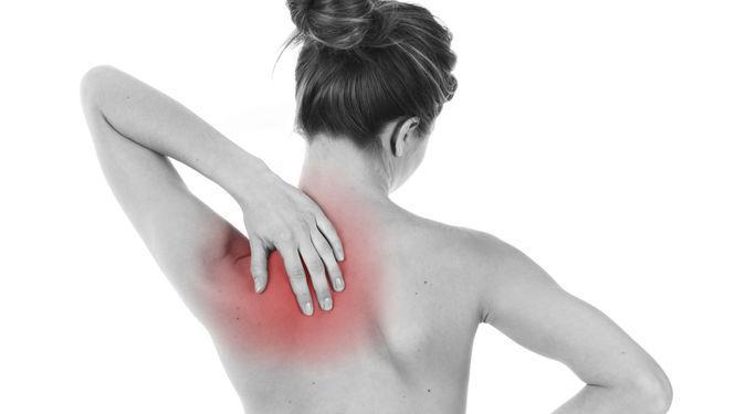 Por qué duele la espalda después de la mecedora
